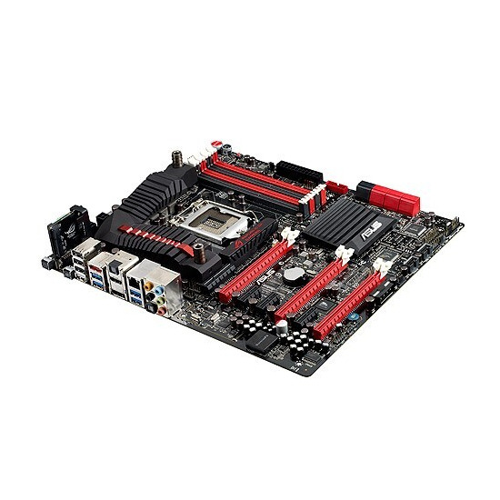 Asus MAXIMUS V FORMULA ROG Intel Z77 Socket 1155 Motherboard