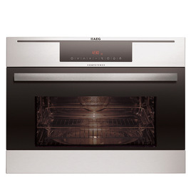 AEG MCC3885E-M Built-in Combination Microwave - Stainless Steel Reviews