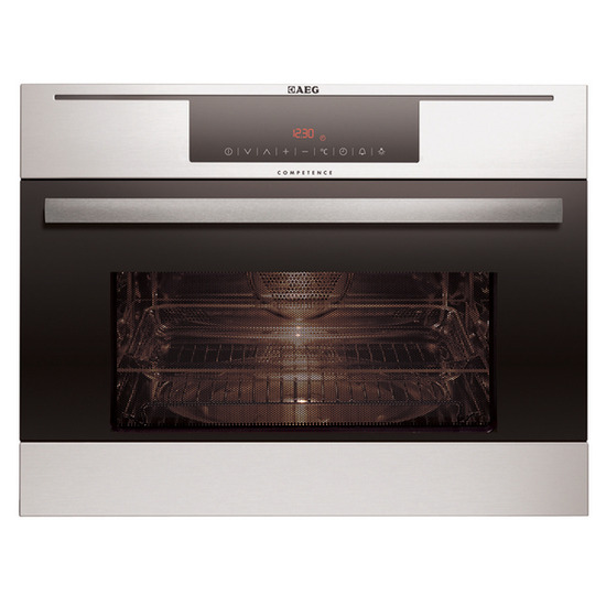 AEG MCC3885E-M Built-in Combination Microwave - Stainless Steel