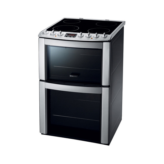 Electrolux EKC603602X Electric Cooker - Stainless Steel