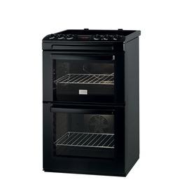 Zanussi ZCV550MNC Electric Cooker - Black Reviews
