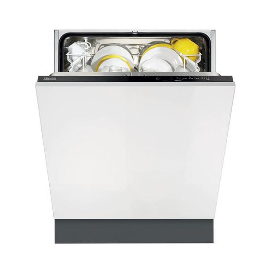 Zanussi ZDT13012FA built Dishwasher