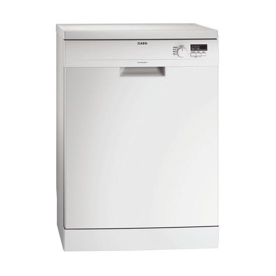 AEG F55020W0P Fullsize Dishwasher