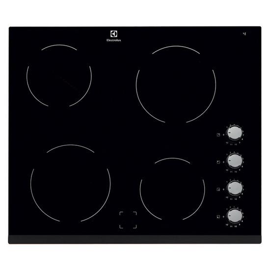 Electrolux EHF6140FOK Ceramic Hob - Black