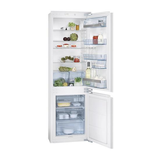 SCS51800F0 Integrated Fridge Freezer