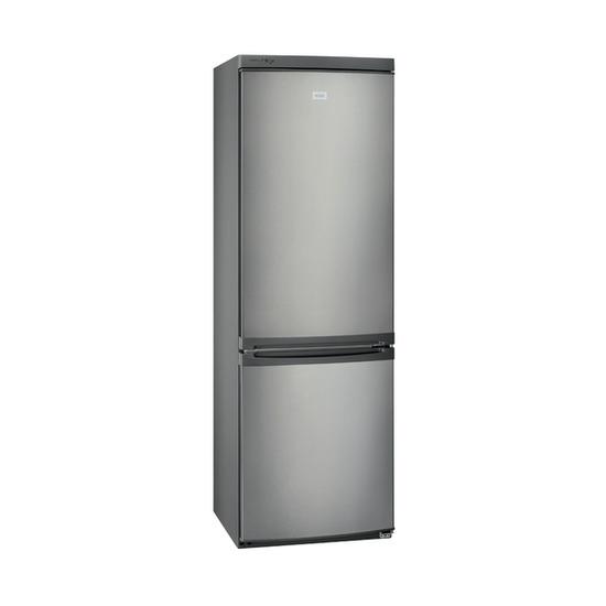 Zanussi ZRB934FX2 Tall Fridge Freezer - Grey & Stainless Steel