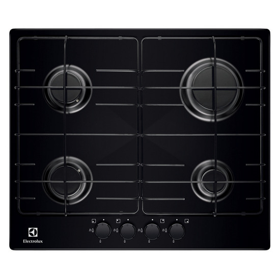 Electrolux EGG6242NOK Gas Hob - Black