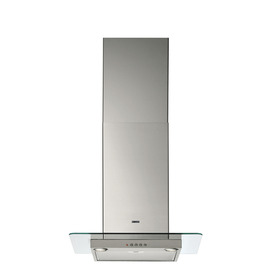 Zanussi ZHC6239X Chimney Cooker Hood - Stainless Steel Reviews