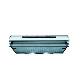 Zanussi ZHT610X Visor Cooker Hood - Stainless Steel Reviews