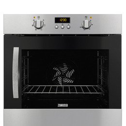 Zanussi ZOA35526XK Electric Oven - Stainless Steel Reviews