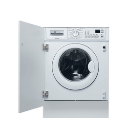Electrolux EWG127410W Integrated Washing Machine Reviews