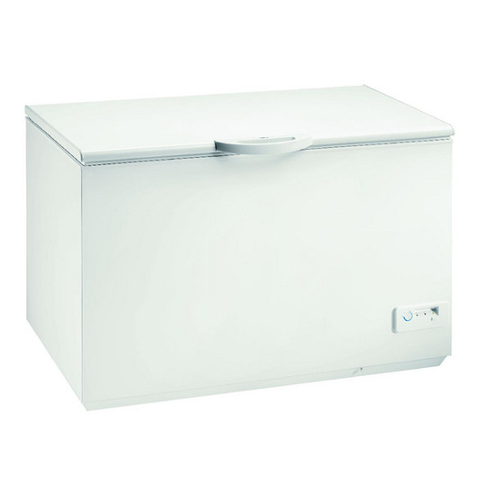 Zanussi ZFC639WAP Chest Freezer - White
