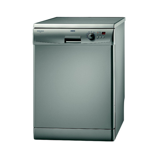 Zanussi ZDF3023S Full-size Dishwasher - Silver