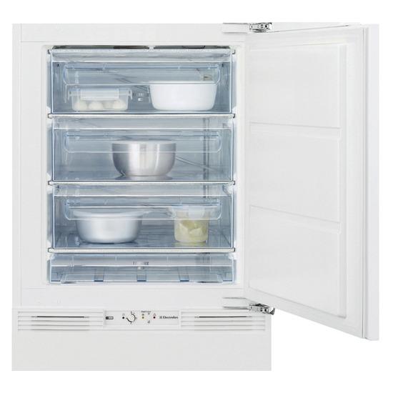 Electrolux ERU1101FOW Integrated Undercounter Freezer
