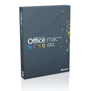 Photo of Microsoft Office For Mac Home and Business 2011 Software