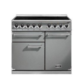 Falcon 98220 - 1000 Deluxe Electric Range Cooker With Induction Hob - Stainless Steel F1000DXEISS/C