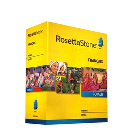 Rosetta Stone TOTALe: French Version 4 Level 1 Reviews