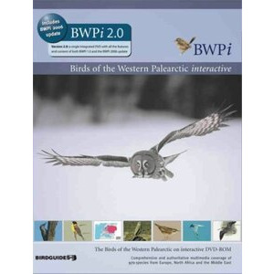 Photo of BIRDGUIDEs Birds Of Western Palearctic DVDs HD DVDs and Blu Ray Disc
