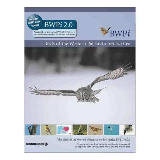 Birdguides Birds of Western Palearctic