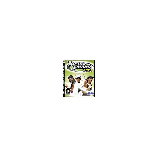 Virtua Tennis 2009 (PS3)
