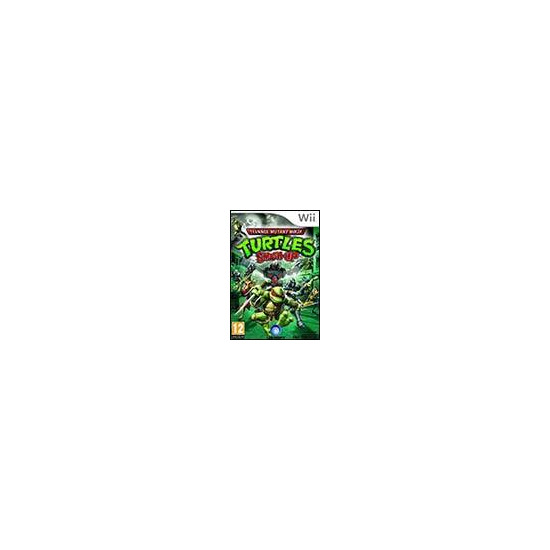 Teenage Mutant Ninja Turtles: Smash Up (Wii)