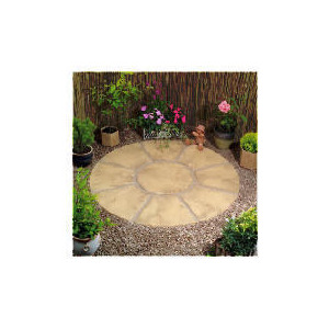 Photo of Lincoln Weathered Bronze Circle Kit 1.5M (D) Garden Ornament
