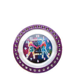 Hannah Montana Diamonte Wall Clock Reviews