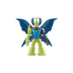 Photo of Ben 10 Alien Force Creation Chamber Figure Set - Goop & Big Chill Toy