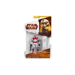 Photo of Star Wars Saga Legends Shock Trooper Figure Toy