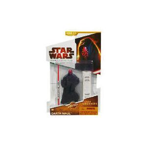Photo of Star Wars Saga Legends Basic Fig Darth Maul Toy