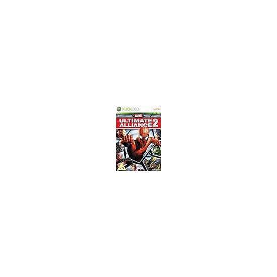 Marvel Ultimate Alliance 2 (Xbox 360)