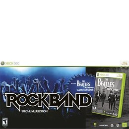 The Beatles: Rock Band - Value Edition (Xbox 360) Reviews