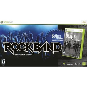 Photo of The Beatles: Rock Band - Value Edition (XBOX 360) Video Game