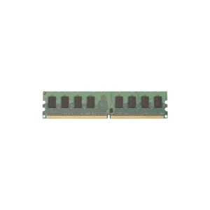 Photo of Crucial - Memory - 1 GB - DIMM 240-Pin - DDR II - 667 MHZ / PC2-5300 - CL5 - 1.8 V - Unbuffered - Non-ECC Computer Component
