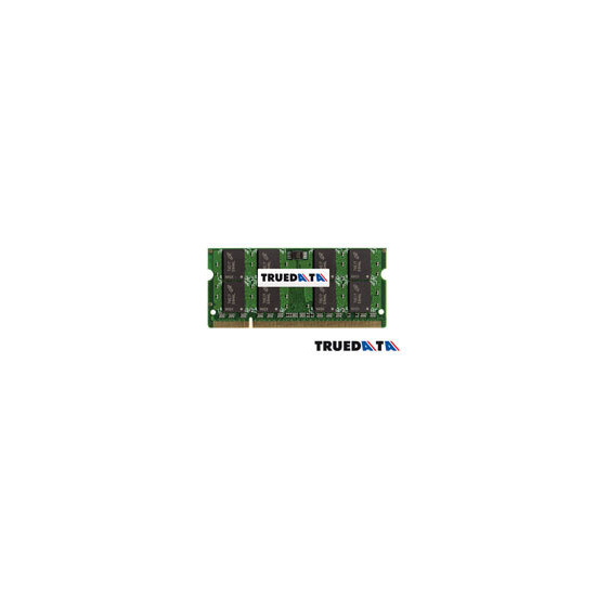 Truedata 1GB DDR2 PC2-5300 667MHz SODIMM