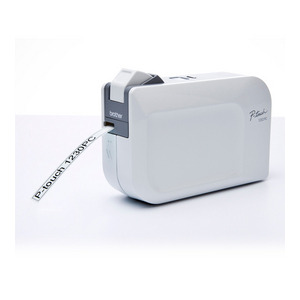 Photo of PT-1230PC P-Touch Machine Labeller