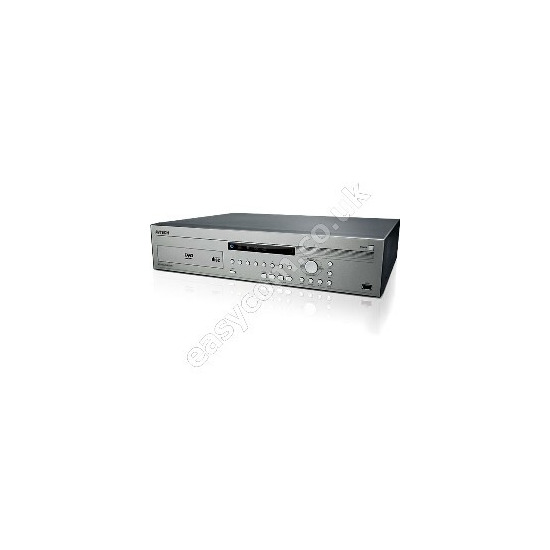 Avtech 8 Channel Networked DVR with USB Remote & DVD-Writer