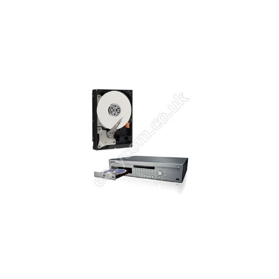 Avtech 16 Channel Networked DVR with USB Remote & DVD-Writer