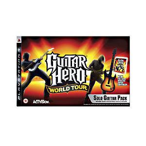 Photo of Guitar Hero World Tour - Guitar Bundle (PS3) Video Game