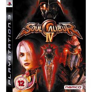 Photo of Soul Calibur IV (PS3) Video Game