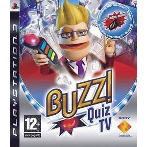 Photo of Buzz! Quiz TV With Buzzers (PS3) Video Game