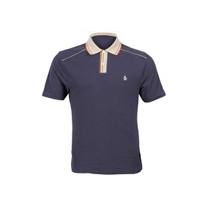 Photo of Penguin Reserve The Colours Navy Body Polo T Shirts Man