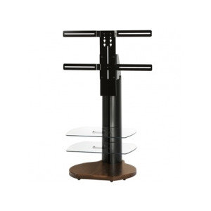 Photo of Off The Wall Origin S4 Walnut TV Stands and Mount