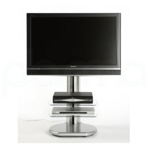 Photo of Off The Wall Origin S4 Silver TV Stands and Mount