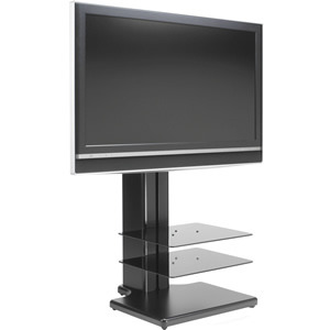 Photo of Off The Wall Origin S2A Black TV Stands and Mount