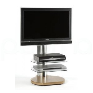 Photo of Off The Wall Origin S3 Oak TV Stands and Mount