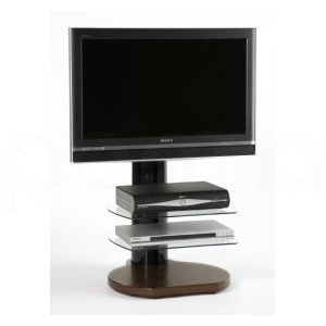 Photo of Off The Wall Origin S3 Walnut TV Stands and Mount