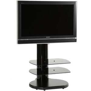Photo of Off The Wall Origin S3A Black TV Stands and Mount