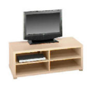 Photo of Munich 4 Shelf Unit Maple TV Stands and Mount