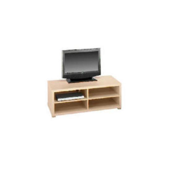 Munich 4 Shelf Unit Maple